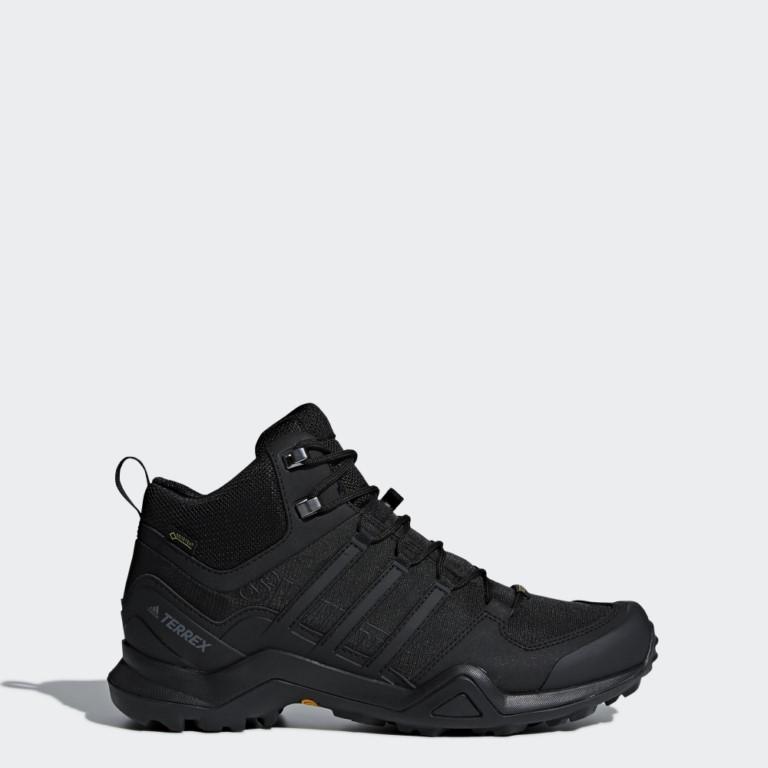 c5139830cfeb1 Calzado de hombre  Adidas Terrex Swift R2 Mid GTX black black black